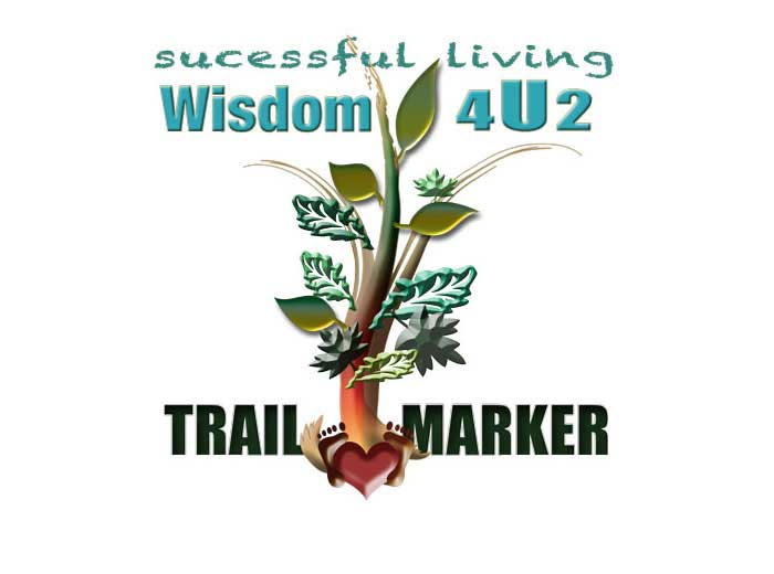 Become a trail marker for another person