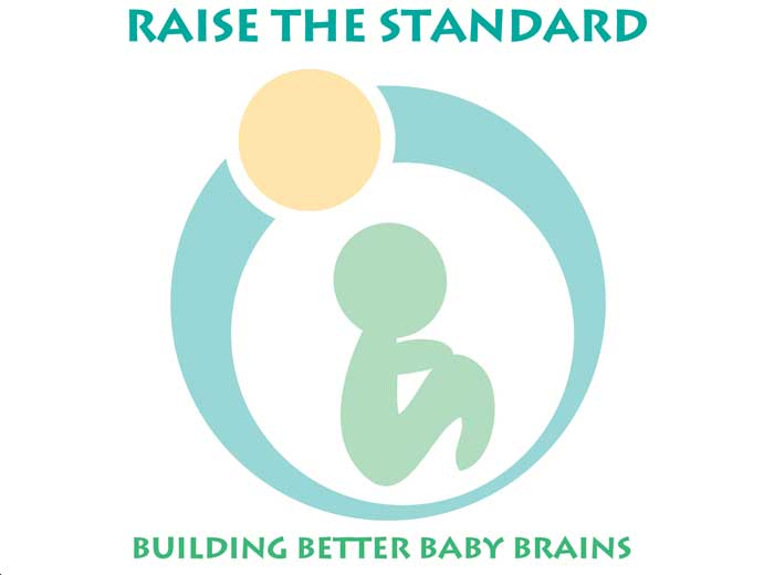 Be a friend - Raise the standard to help build better baby brains