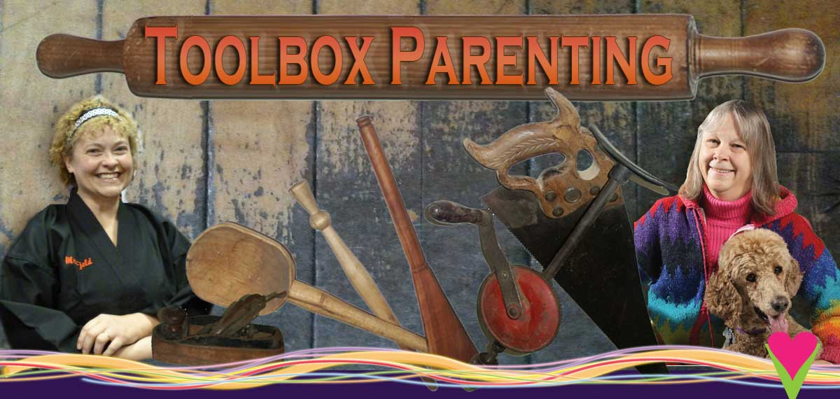 Toolbox Parent website offers strategies for parents, educators and other professionals