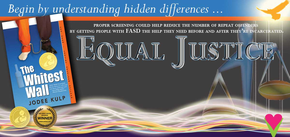 Creating equal justice for persons with hidden differences
