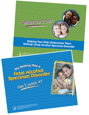 Resources for siblings of persons with FASD
