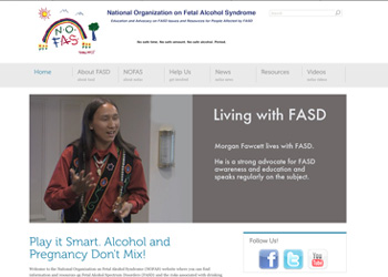 Visit NOFAS for great current information about FASD